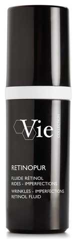 Vie Collection lanza Retinopur contra las arrugas y las imperfecciones