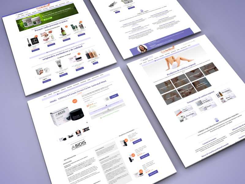Telebelleza - Triunfa la venta on-line y asesoramiento profesional de la belleza