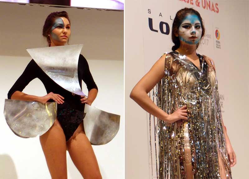 Arte, escenografía y maquillaje en el espectáculo de Tachi Makeup