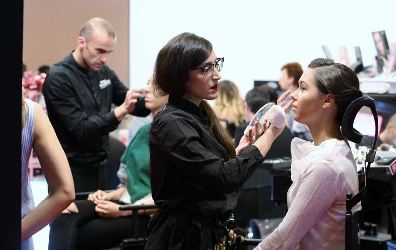 Cazcarra Image Group, presente en demostraciones y campeonatos de Salón Look 2017