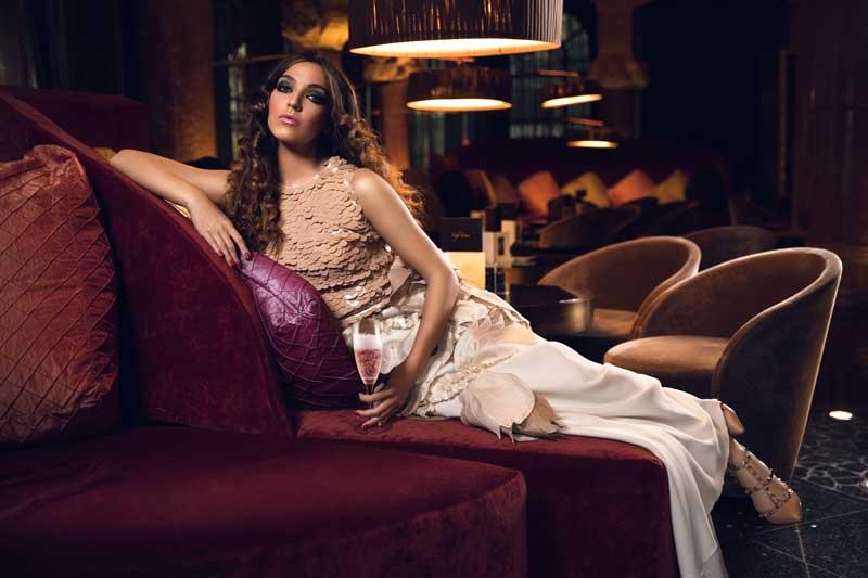 Ya está aquí Rosé Luxure, edición especial de maquillaje de fiestas de Ten Image