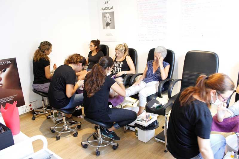 Barcelona Beauty School posibilita las bonificaciones estatales para trabajadores de empresas de belleza