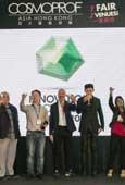 Se anuncian los ganadores de los Premios Cosmoprof Asia 2017