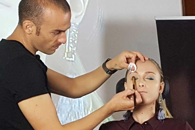 El Black Friday llega al curso de maquillaje avanzado de Cazcarra Image School y Ten Image