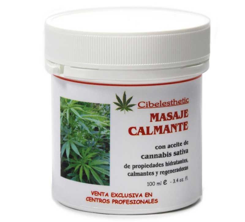 La Crema Calmante con aceite de cannabis que triunfa en los centros de fisioterapia y masajes