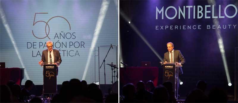 Montibello sigue festejando su 50 aniversario con una gala exclusiva para sus clientes de estética