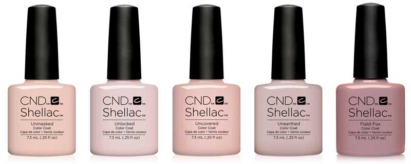 CND presenta su nueva colección de tonos nude
