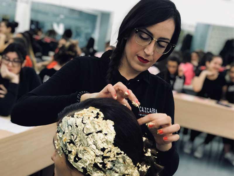 Cazcarra Image Group propone empezar el año con cursos de belleza