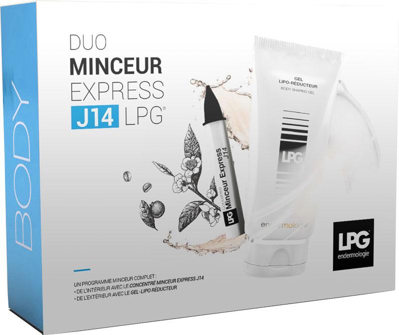 LPG - Pack Duo Exprés 14 días