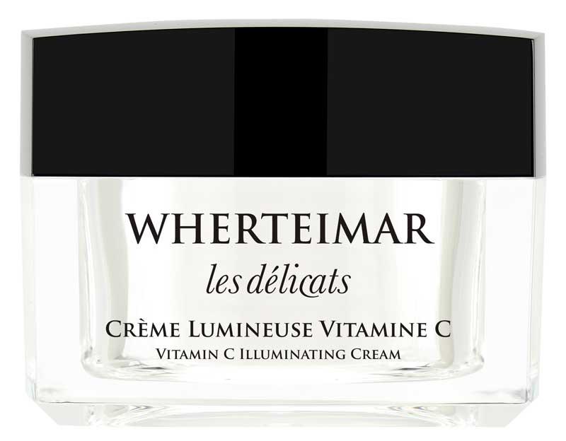 Wherteimar -  Crema Luminosa con Vitamina C