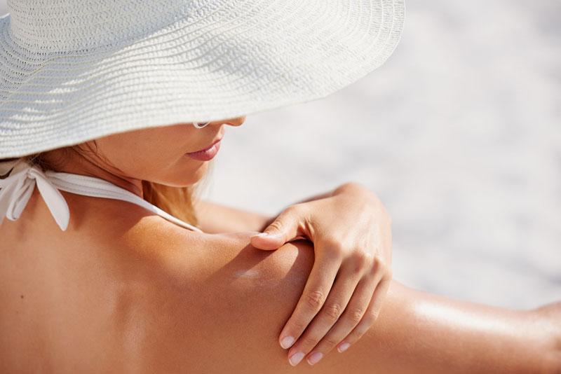 Protección piel