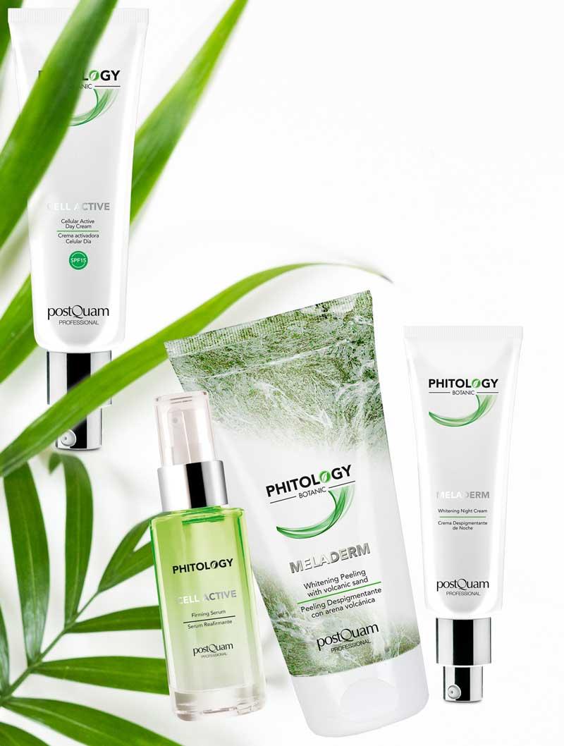 Phitology Botanic, despigmentación y rejuvenecimiento absolutamente natural de Postquam Cosmetic