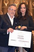 Marta García, Medalla de Oro de la AEDEPI
