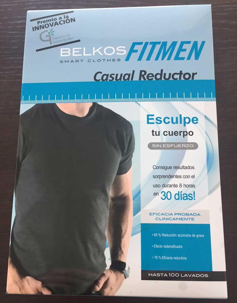 Belkos Svelt presenta las nuevas camisetas reductoras para el hombre