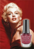 Marilyn Monroe inspira la nueva colección de Gelish y Morgan Taylor