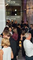Muchos famosos y rostros conocidos en la inauguración de The Wellness Store