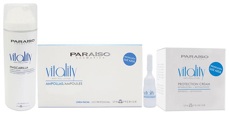 Paraíso Cosmetics - Vitality