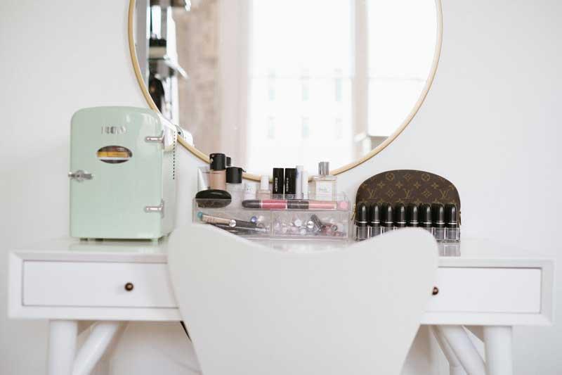 frigorificos para conservar productos de belleza