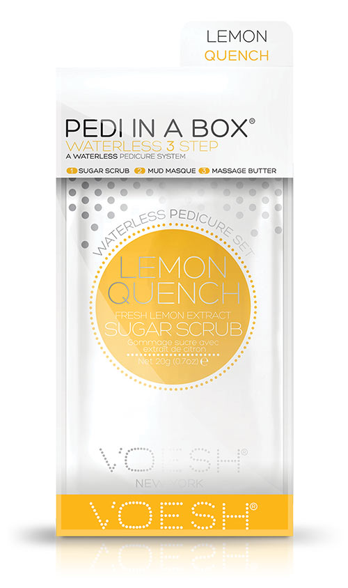 kit pedi in a box  voesh