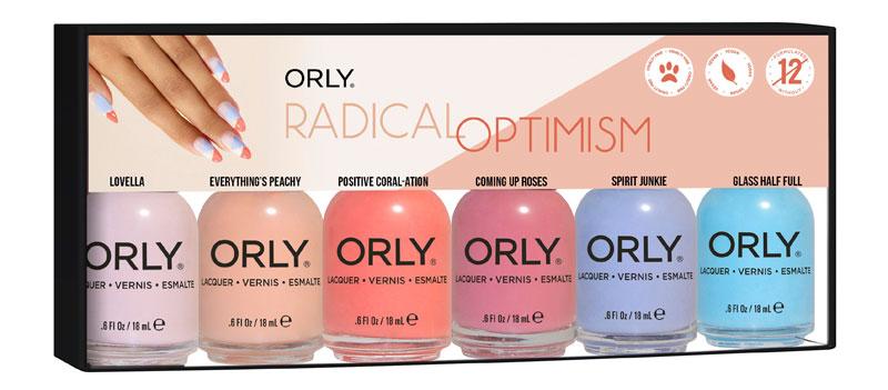 Orly - Radical Optimism