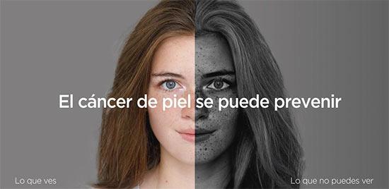 dia mundial del melanoma campaña