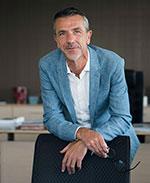 Laurent Mercier, consejero delegado de Eurofragance