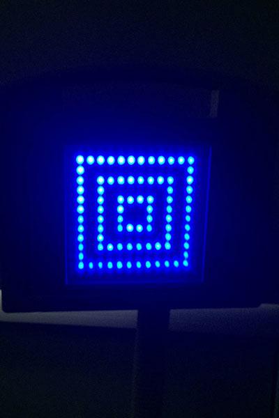 luz biofotonica blue