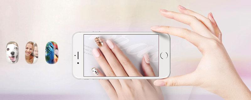 Estetiplan - Impresora de uñas