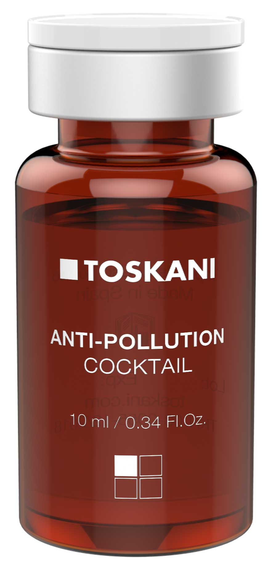 Anti-pollution Cocktail.