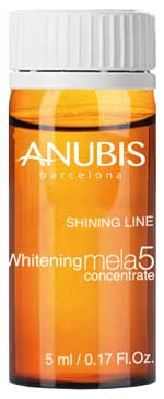 Bote de Whitening mela5 concentrate