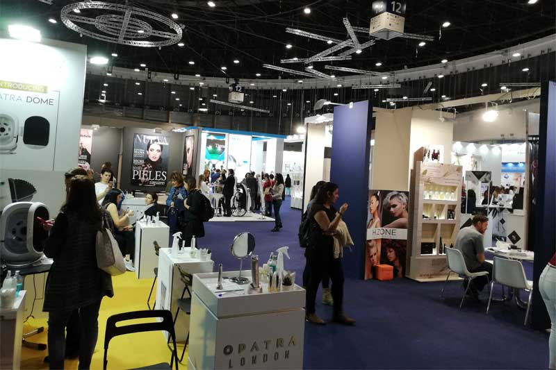 Estand de Salon Look