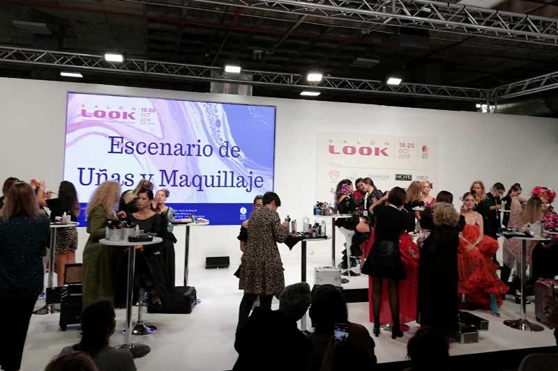 Concurso de Maquillaje en Saón Look