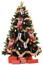 árbol navidad Let it Glow