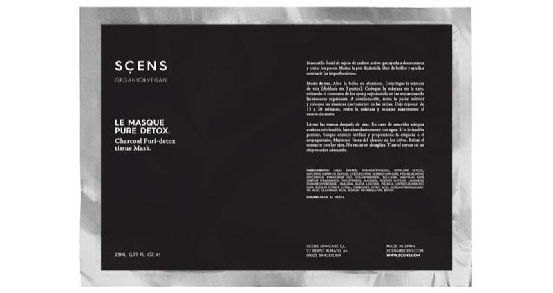 Scens - Masque Pure Detox