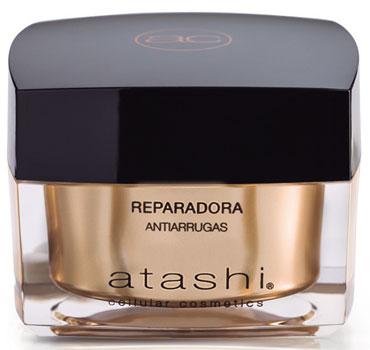 Atashi - Crema reparadora antiarrugas