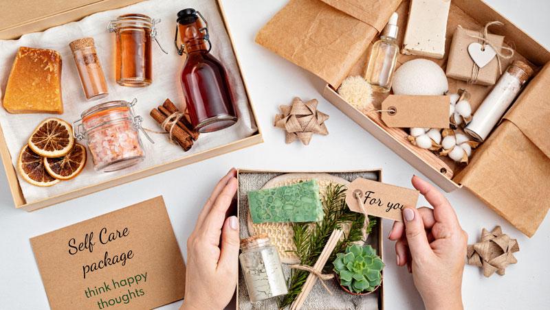Productos naturales - cuidado personal