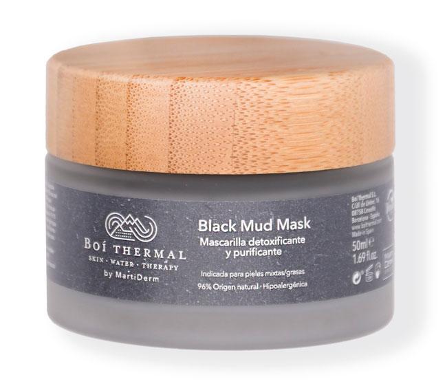 Boí Thermal - Black Mud Masks