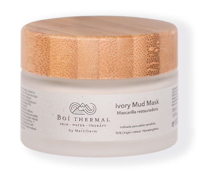 Boí Thermal - Ivory Mud Masks