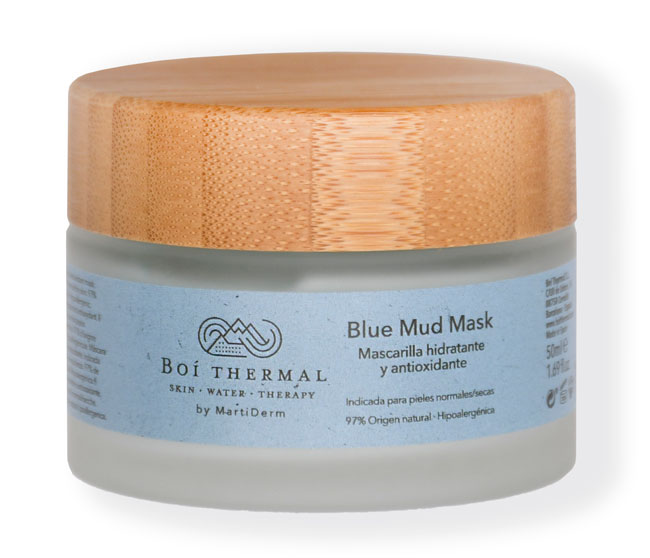 Boí Thermal - Blue Mud Masks