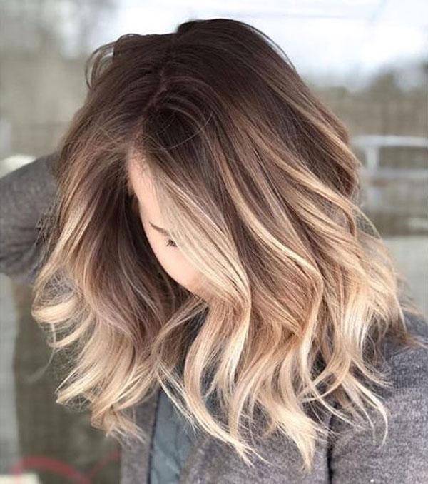 Tendencias coloración cabello