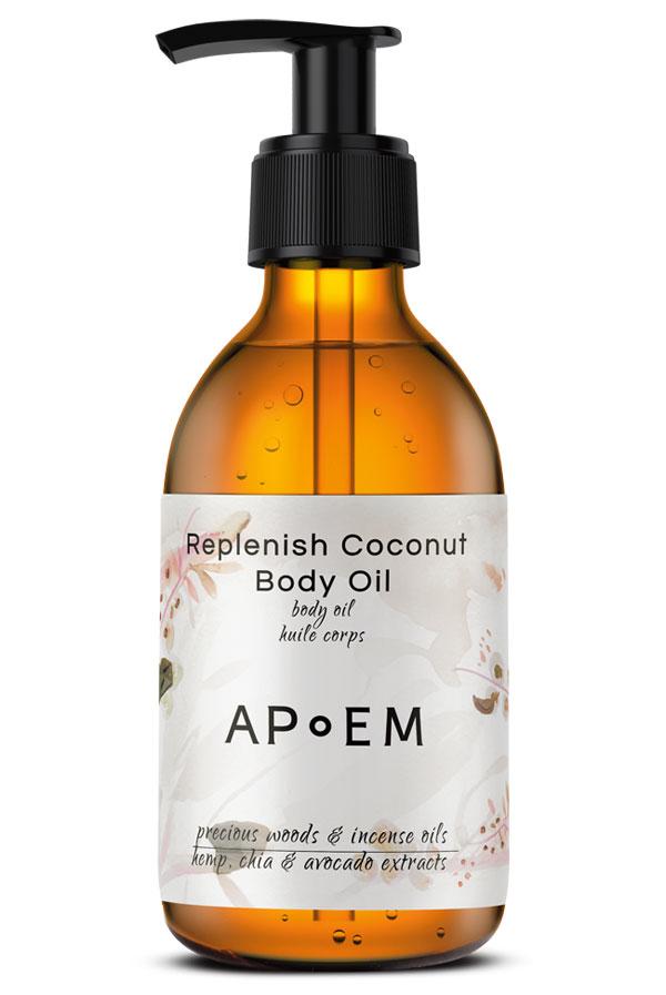 APoEM - Replenish Coconut Body Oil