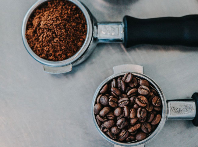 Alimentos - Antienvejecimiento - Café