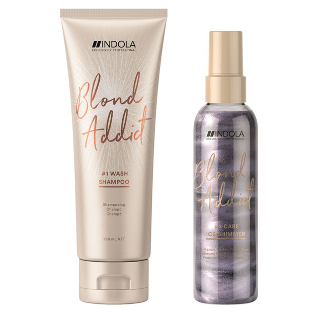 Indola - Blond Addict