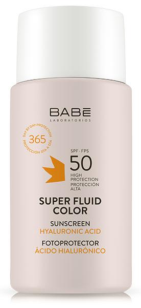 Laboratorios Babé - Super Fluid