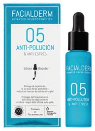 Sérum Anti-polución & Protección Luz Azul Facialderm