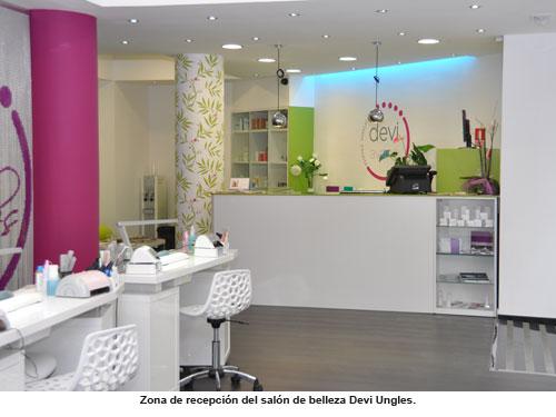 Abc nailstore ya tiene sede en barcelona - Nombres de centros de belleza ...