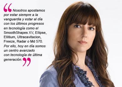 Entrevista a Gema Caba�ero.