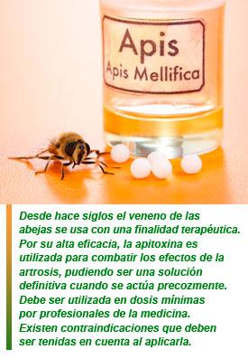 para que sirve el veneno de abeja en pomada