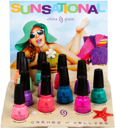 Sunsational de China Glaze.