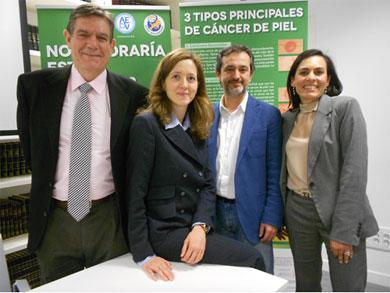 mesoestetic presta su apoyo a la campaña Euromelanoma 2014